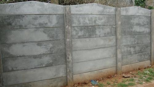 Precast Compound Wall : Precast compound wall in hyderabad telangana india n k