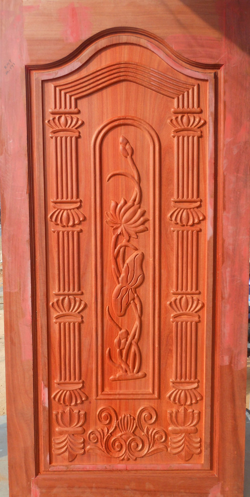 door wood carving 2