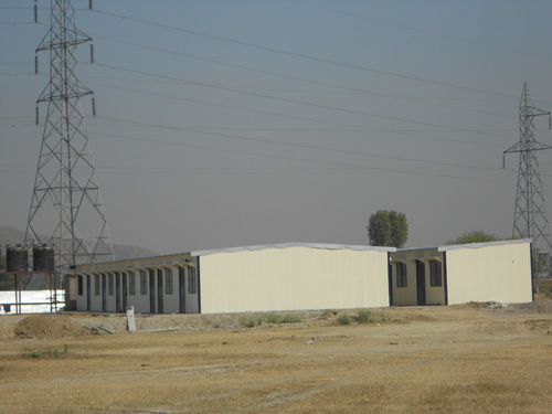 Prefabricated Staff Accommodation Quarters