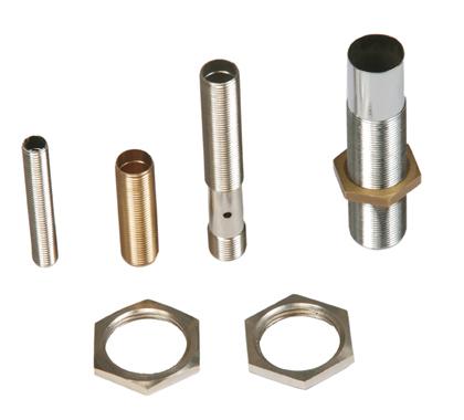 Brass Proximity Tube With Nut
