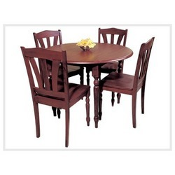 Dining Table With 4 Chairs in Jodhpur Rajasthan India  : 514 from www.tradeindia.com size 250 x 250 jpeg 13kB