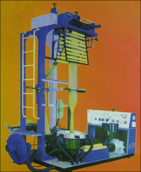 Compact Power Blown Film Plant