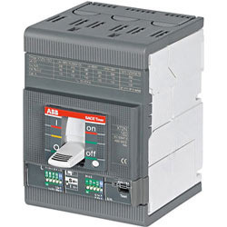 Moulded-Case Circuit Breakers (SACE Tmax)
