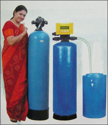 Fully Automatic Water Softener