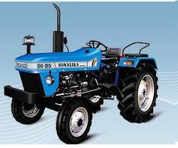 Indian Model Tractors