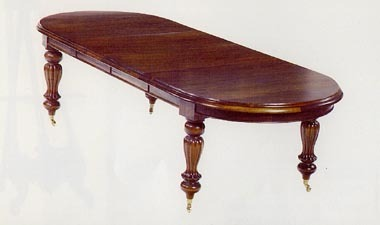 Oval Shape Dining Table In Melbourne Melbourne Australia Indodeco Gallery