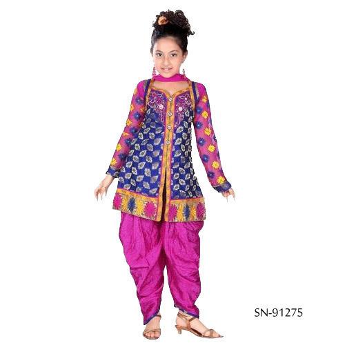 Kids Punjabi Suits in Gandhi Nagar, Delhi, Delhi, India ...