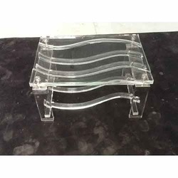 Attractive acrylic tipoi in surat gujarat india clara for Furniture tipoi design