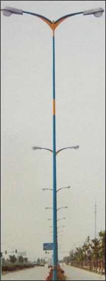 Aesthetic Street Lighting Poles