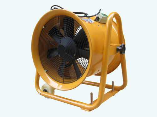 Portable Ventilation Fans : Portable hand push v exhaust fan in foshan