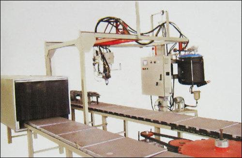 Oval Polyurethane Foaming Machines