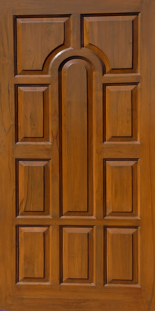Teak wood main door designs india joy studio design for Wood door design latest
