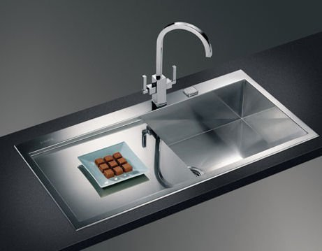 Stainless Steel Kitchen Sink in 3-Sector - Bawana, Delhi, Delhi, India ...