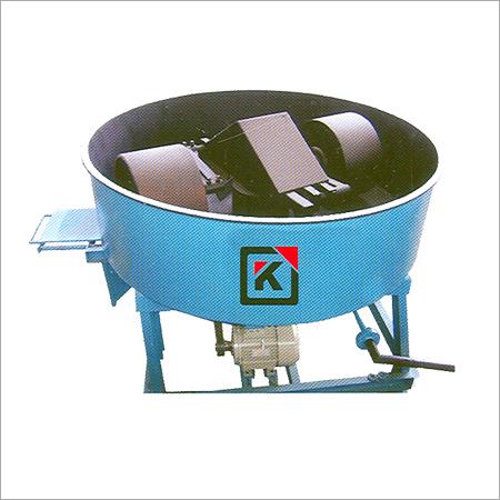 Pan Mixers