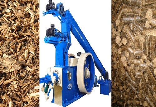 Agro Waste Recycling Machinery