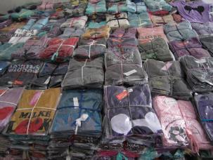 Cloth Cut Pieces