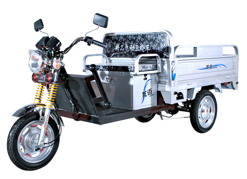 Electronic Rickshaws