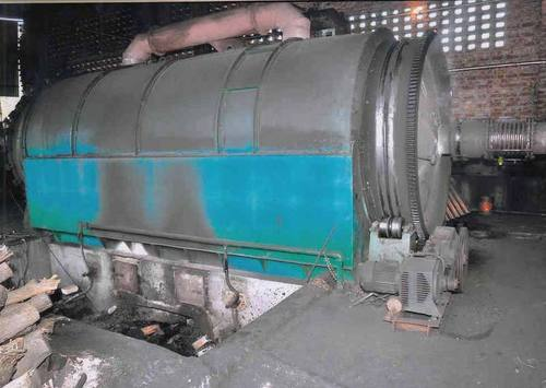 Complete Turnkey Waste Tyre Recycling Plant