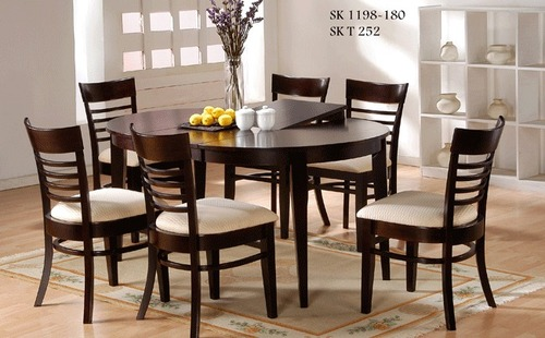 Decorative dining table set in johor bahru