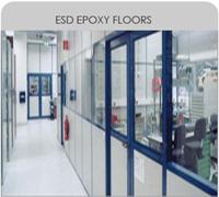 ESD Epoxy Floors