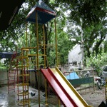 Multi Play System with Platform Cannop
