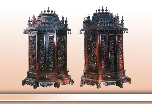 Pooja Mantapa In Mysore Karnataka India Madhu Handicrafts