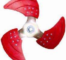 Three Blade Fan