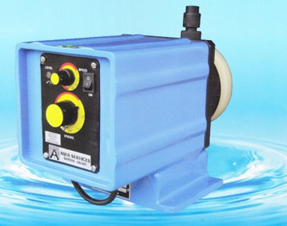 Industrial Solenoid Driven Metering Pump