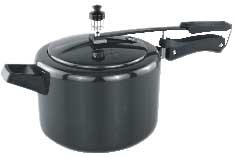 Hard Anodised Pressure Cooker Classic