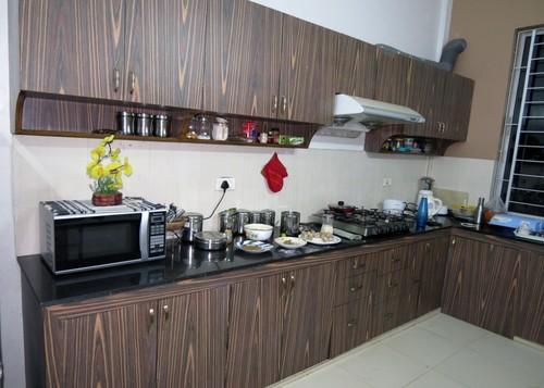 Modular kitchen in kolkata west bengal india exin solution for Kitchen design kolkata
