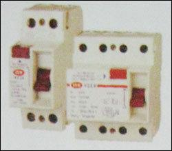 Rccb / Elcb Circuit Breaker