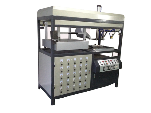 Blister Or Clamshell Forming Machine