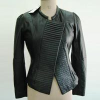 Women Designer Leather Jackets in Delhi, Delhi, India - Fashion Zone