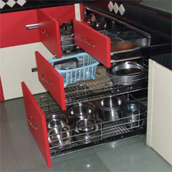 Ss kitchen trolleys in miraj maharashtra india jk for Kitchen trolley design