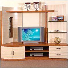Living Room TV Unit In 11 Mathura Road Faridabad