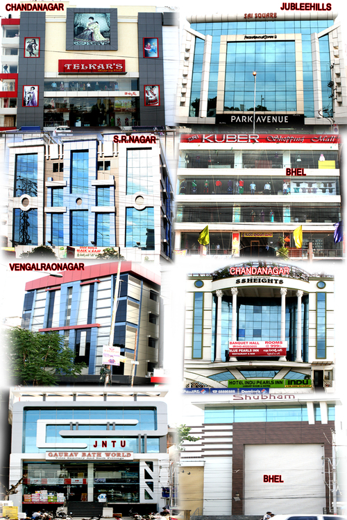ACP Cladding Work in Secunderabad, Telangana, India - Manasa ...