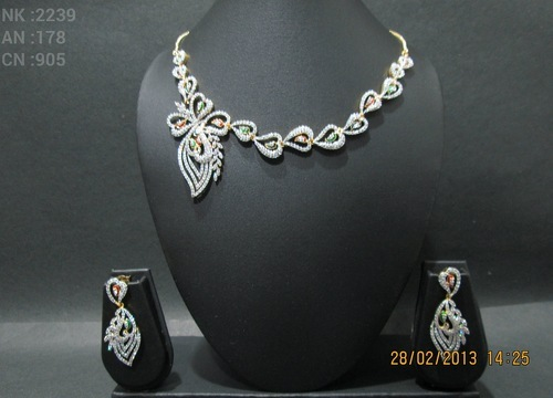 Costume Necklace Set