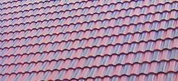 Antique Red Roofing Tiles
