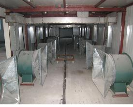 Secondary Drying System