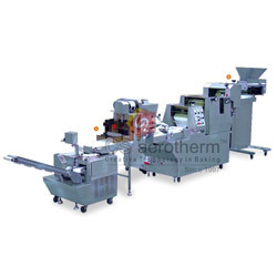 Automatic Encrusting And Moulding Machine