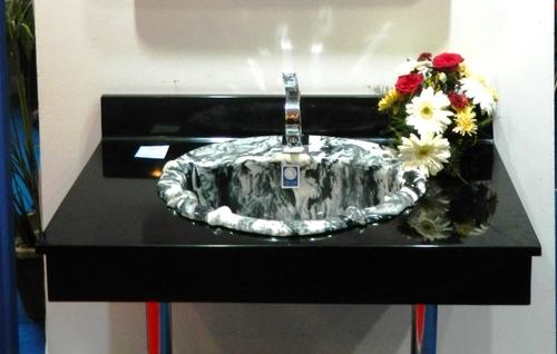 Vanity top wash basin drop in bowl in new delhi delhi for Latest wash basin designs india