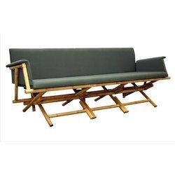Bamboo Three Seat Sofa