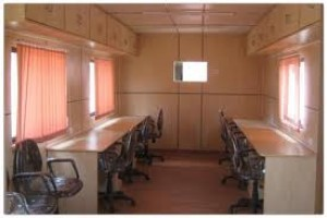 Portable Office Cabin (Poc-02)