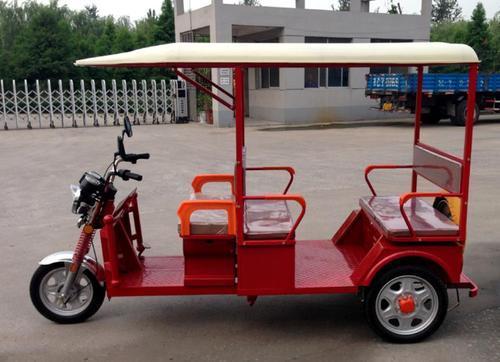 Eco Friendly E-Rickshaw
