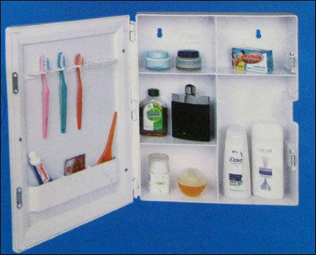 Multi Utility Bathroom Cabinet