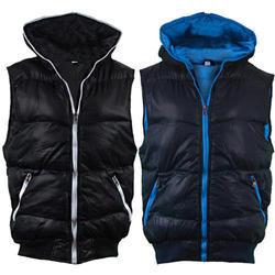 Menu0026#39;S Half Sleeve Jacket In Haibowal Ludhiana Punjab India - Bajrang Knitwears