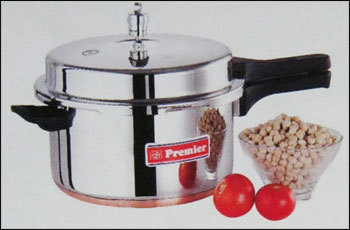 Copper Bottom Pressure Cooker