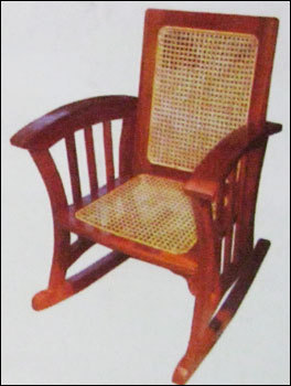 Teak Wood Rocking Chair In Kilpauk Chennai Tamil Nadu India ANNAI ARTS