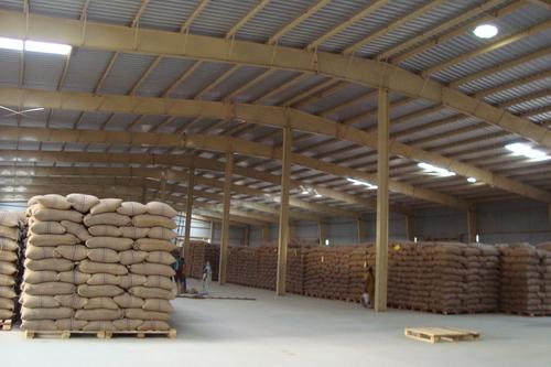 Industrial Shed In Bengaluru Karnataka India