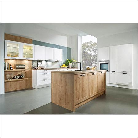 Parallel shaped modular kitchen in bengaluru karnataka for Modular parallel kitchen designs
